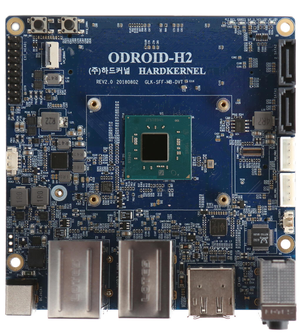 ODROID • View topic - Brand New ODROID Single Board Computer